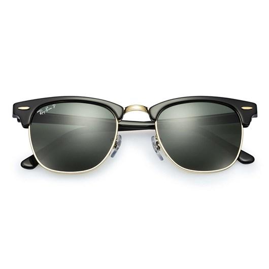Óculos de Sol Ray-Ban Clubmaster RB3016 901/58 51 3P Polarizado