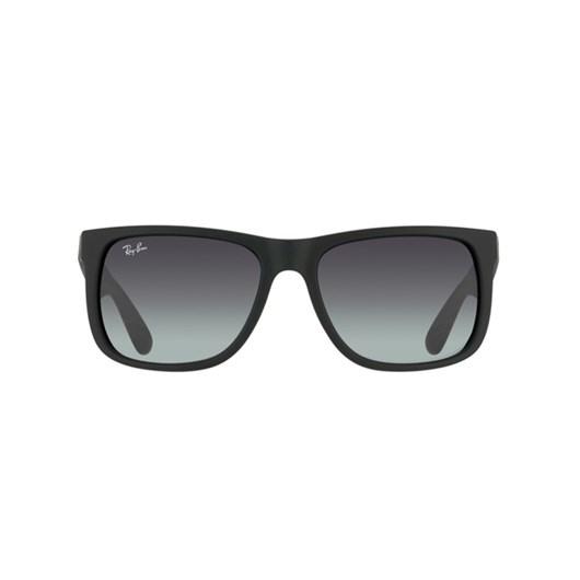 Óculos de Sol Ray Ban Justin RB4165L Preto 622/T3 57 Polarizado