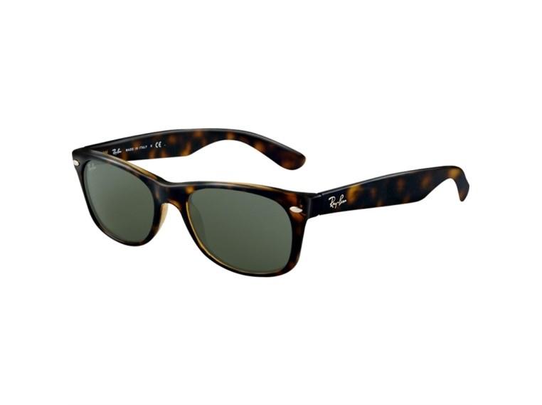 669cec64f Óculos de Sol Ray Ban New Wayfarer RB2132 902/58 55 Polarizado ...