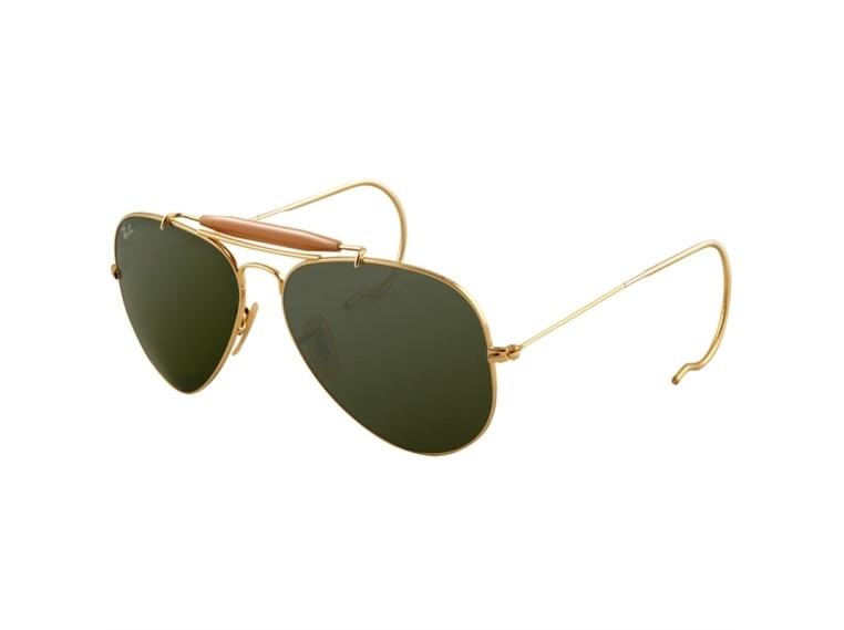 Óculos de Sol Ray Ban Outdoorsman RB3030 L0216 58 3N