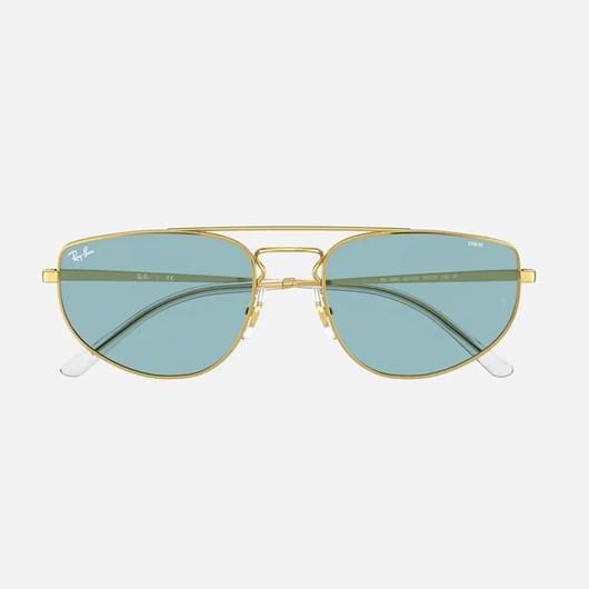Óculos de Sol Ray-Ban RB3668 001/Q5 55