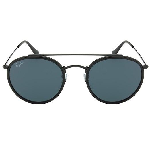 Óculos de Sol Ray-Ban Round Double Bridge RB3647N 002/R5 51