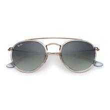 Óculos de Sol Ray-Ban Round Double Bridge RB3647N 9067/71 51