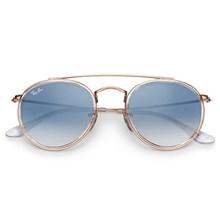 Óculos de Sol Ray-Ban Round Double Bridge RB3647N 9068/3F 51
