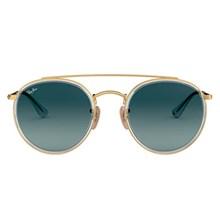 Óculos de Sol Ray-Ban Round Double Bridge RB3647N 91233M 51