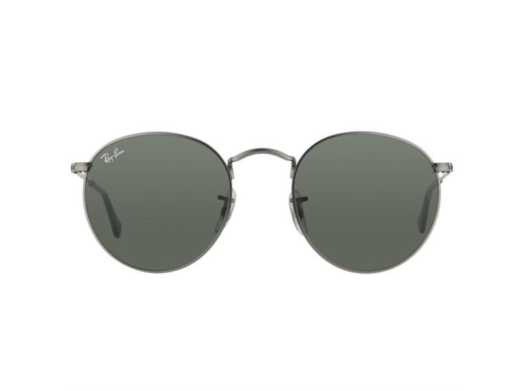 Óculos de Sol Ray Ban Round Metal RB3447L 029 53 3N