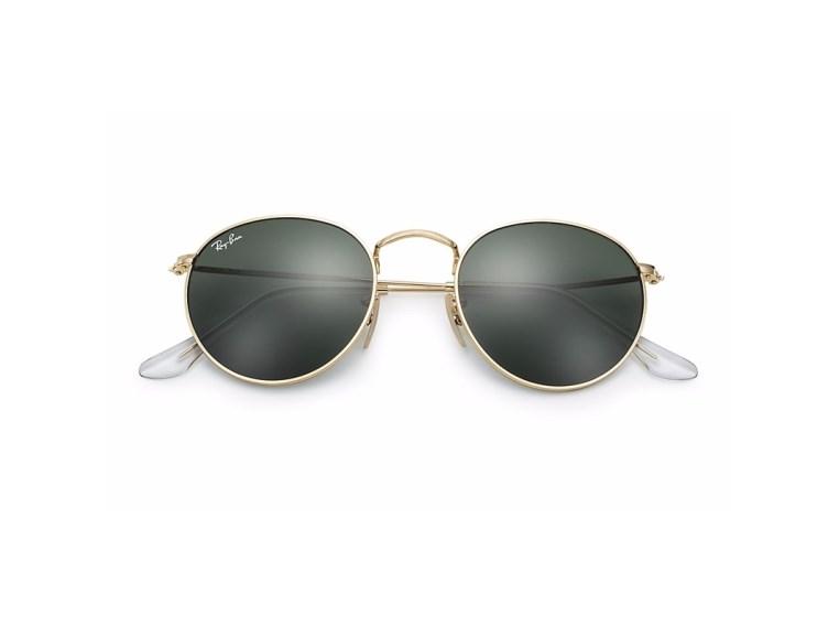 Óculos de Sol Ray Ban Round Metal RB3447N 001 53