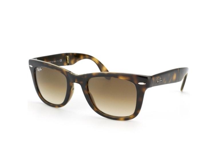 Óculos de Sol Ray Ban Wayfarer Folding RB4105 710/51 - Tamanho 54