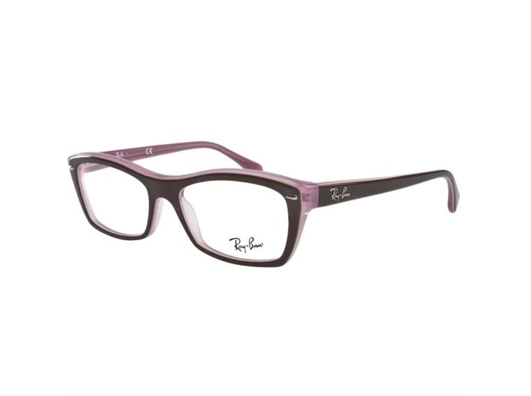 Óculos Receituário Ray Ban RB5255 2126 - Tamanho 53