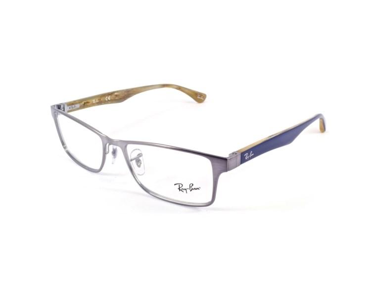 Óculos Receituário Ray Ban RB6238 2553 - Tamanho 53