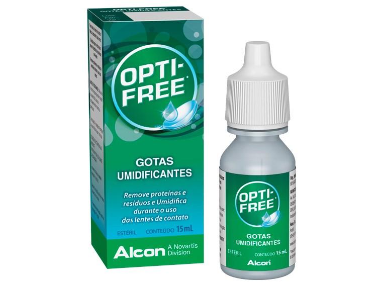 Opti Free Gotas Umidificante 15ml