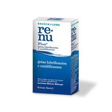 Renu Plus gotas 8 ml - Lubrificante e umidificante