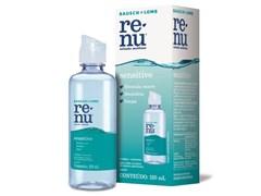 Renu Sensitive 120ml - Solução para lentes de contato